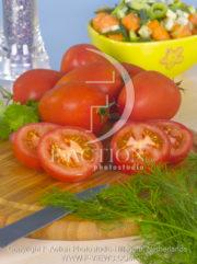 botanic stock photo Solanum